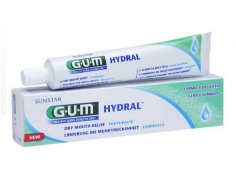 Hydral Gum 75ml toothpaste.