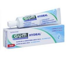 Gum Hydral topische feuchtigkeitsspendend Gel 50ml.