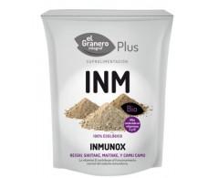 El Granero Inmunox Bio (Reishi, Shiitake, maitake y camu camu - INM) 150 g