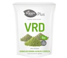 El Granero Verdes Bio (Cebada, Alfalfa y Espelta - VRD) 200 g