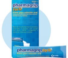 Pharmagrip forte polvo para solución oral 10 sobres