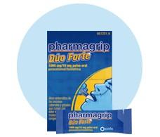 Pharmagrip dúo forte 1000 mg/10 mg polvo oral 10 sobres