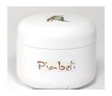 Piabeli Crema Complemento Líquido Rojo  50 gramos