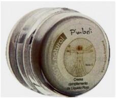 Piabeli Crema Complemento Líquido Rojo 100 gramos