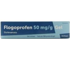 Flogoprofen 50 mg/g gel 100 g