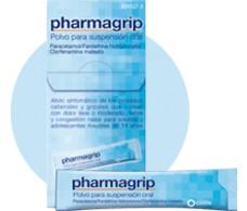 Pharmagrip polvo para suspensión oral 10 sobres