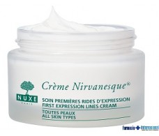 Nirvanesque Nuxe Cream 50ml. All skins.