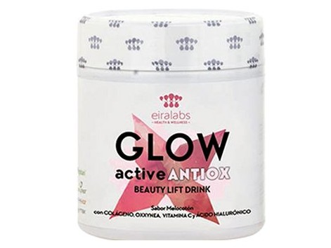 Eiralabs Glow Collagen Active Antiox Flavor Peach 300 grams