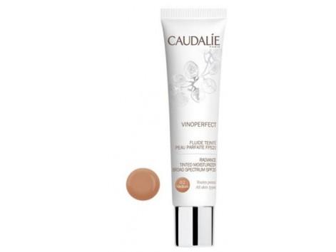 Caudalie Vinoperfect Fluid with Color Perfect Skin FPS20 (02 medium) 40 ml