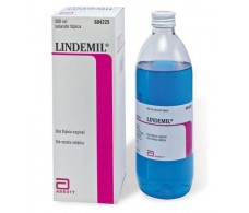 Lindemil 6 mg/ml + 80 mg/ml solución vaginal 500ml, Medicamento
