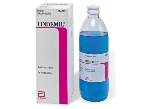 Lindemil 6 mg / ml + 80 mg / ml vaginal solution 500ml, Medication
