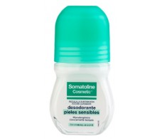 Somatoline Desodorante mujer pieles sensibles roll-on 50ml