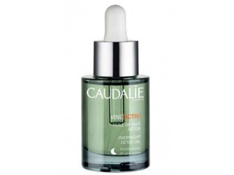 Caudalie Vine Activ aceite de noche Detox 30ml