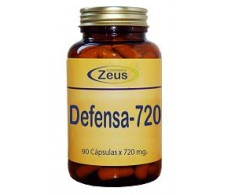 Defensa 720  90 capsulas. Zeus
