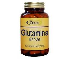 L Glutamina Zeus 877. 90 cápsulas