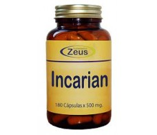 Incarian Cat's Claw 300mg. 180 capsules. Zeus