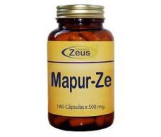 Mapur-Ze Mapurito 180 cápsulas de 400mg. Zeus