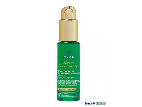Nuxe Nuxuriance Redensifiant Intense 30ml. Anti-Stain.
