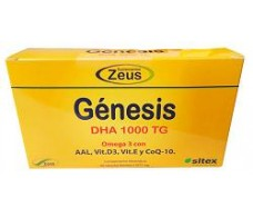 Zeus Genesis TG 1000  60 capsules