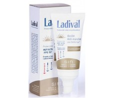 Ladival Fotoprotector SPF 50 emulsion antimanchas 50 ml