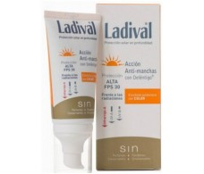 Ladival Fotoprotector SPF30 emulsion antimanchas con Color 50 ml