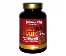 Nature´s Plus Ultra Hair with MSM 60 tablets. Nature´s Plus