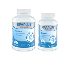 EPAPLUS ARTHICARE Collagen + Ac. Hyaluronic + Magnesium 224/448 tablets.