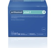 Orthomol Vital F 30 granulated envelopes