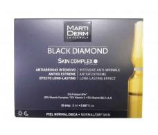 MARTIDERM BLACK DIAMOND SKIN COMPLEX 30 AMPOLLAS