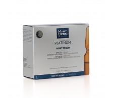 Martiderm Platinum NIGHT RENEW REPAIR 10 ampollas (Alfa Peeling)