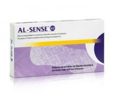 Al-sense Panty liner for the detection of amniotic fluid losses.