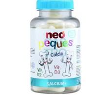 NEO PEQUES KALCIUM+ 30 caramelos masticables
