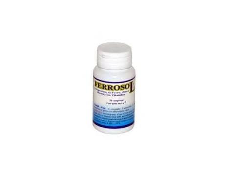 Herboplanet Ferrosol 30 tablets