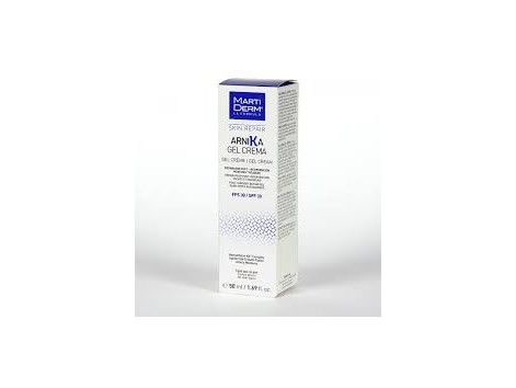MartiDerm ARNIKA-Gel repairer facial and body SPF 30 50 ml.