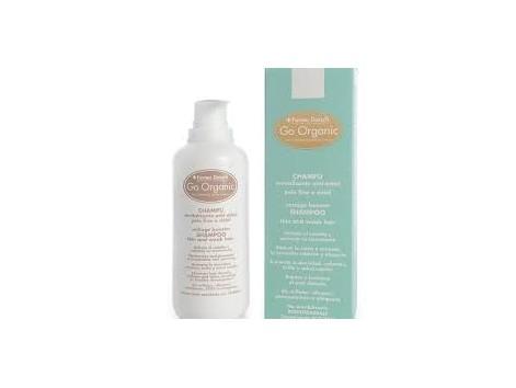 Shampoo Go Organic Anti-Fall with Vitamins. 500ml