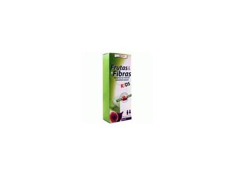 Ortis Fruit & Fibre Delicate 250 ml. Apple flavor