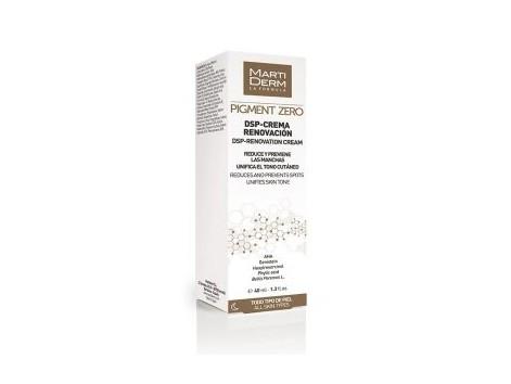 Martiderm PIGMENT ZERO DSP-Cream Renewal 40 ml