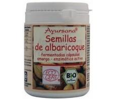 Ayursana Apricot seeds Bio 160 capsulas - Vitamina B17