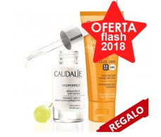 Caudalie Vinoperfect Serum 30ml + Soleil Divin SPF50 Limited Off