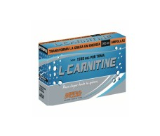 Mega Plus L - Carnitine 1500 liquid 20 ampoules