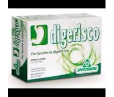 Digerisco 45 comprimidos masticables. Specchiasol