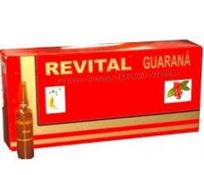 REVITAL OTC Guaraná 20 ampoules