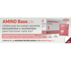 AMINO BaseLCN 30 sachets flavor red fruits