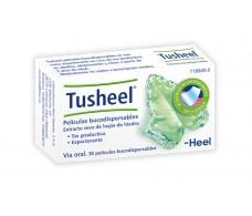 Tusheel 30 películas bucodispersables