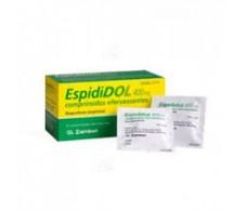 ESPIDIDOL 400 mg 12 sachets of granules, mint flavor