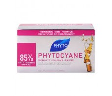 Fall Arrest Phytocyane woman. 12 ampoules