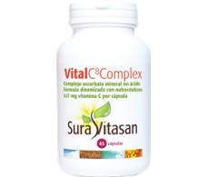 SURA VITASAN VITAL C8 COMPLEX 45 capsules