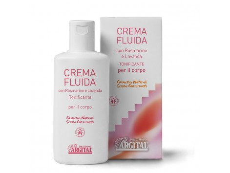Argital Body Fluid Cream 200ml
