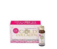 GOLD COLLAGEN 10 frascos x 50 ml.