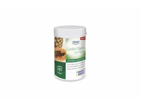 Dietisa CONFORT DIGEST with Papaya. 180 g